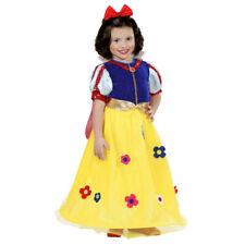Pincipesse Biancaneve Costume Vestito BAMBINI FIABA per ragazza