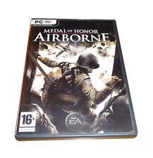 Medal of Honor: Airborne (Pc DVD), buen video juegos PC Windows XP,