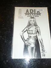 ARIA Comic - Black & Noir - Vol 1 - No 2 - Date 09/1999 - (First)  Image Comics