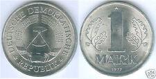 DDR  1 Mark   (Wählen Sie zwischen prägefrisch und st matt und 1956 - 1989)