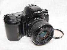MINOLTA MAXXUM 3xi 35mm SLR W/POWER ZOOM GOOD