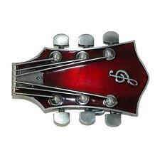 New CTM Guitar Head Belt Buckle
