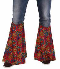 Hippie-kostüm Stulpen Flower Power 60er 70er Peace Damen-Kostüm Herren-Kostüm KK