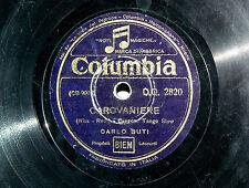 78 GIRI  CARLO BUTI   CAROVANIERE    ANNO 1939    SUONA CHITARRA