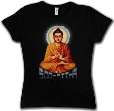 SIDDHATTHA GOTAMA VINTAGE WOMAN SHIRT - Buddhism India Govinda Buddha Siddharth