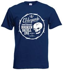 Cráneo roto IPA T-Shirt-BSR-XS - XXXL-M/F Rancho desafío