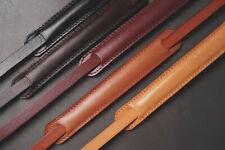 Genuine Real Leather Camera Shoulder Neck Strap for Mirrorless Film camera