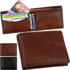 Tony Perotti Small Purse Small Leather Wallet Slimfold Money Bag New