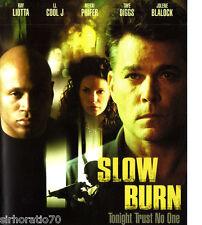 SLOW BURN DVD R4 Ray Liotta / LL Cool J / Mekhi Phifer