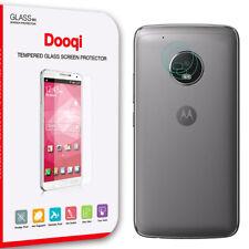 Dooqi Rear Camera Lens Tempered Glass Film Protector For Motorola Moto G5 / Plus