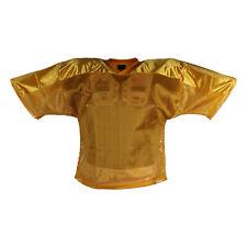 Full Force American Football einfaches Trainingsshirt - gelb