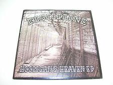 DISCIPLINE - HOOLIGAN'S HEAVEN EP *RARE 3tr.CD SINGLE