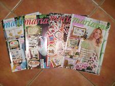 Magazine Les idées de Marianne point de croix Tricot Livre Revue Modèle Grille
