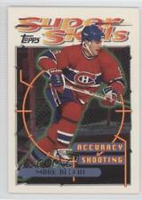 1995-96 Topps Super Skills #58 Mark Recchi Montreal Canadiens Hockey Card
