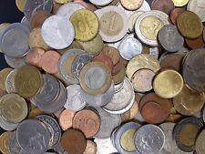 Surtido De Monedas Mundiales, garantizado todas diferentes, elija entre 20, 40, 80 o 120