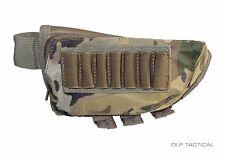 DLP Tactical Sniper Cheek Pad Rest / Ammo Pouch for Rifle / Shotgun