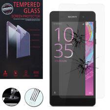 Lot/ Pack Film Verre Trempe Protecteur Protection pour Sony Xperia E5
