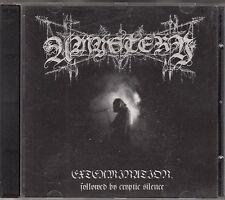 AMYSTERY - extermination followed by cryptic silence CD