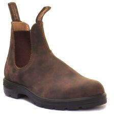 Blundstone 585 Unisex Leather Matt Boots 3-8