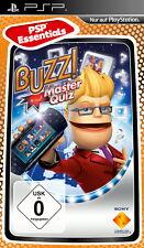 Buzz! Master Quiz (PSP) New mercancía nueva