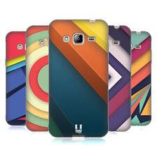 COVER HEAD CASE DESIGNS ARTE Carta colorato Soft Gel Custodia per Telefoni Samsung 3