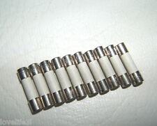 10 T500mAH250V t 500 mah céramique 5x20mm décalage fusibles 250v lent blow littelfuse