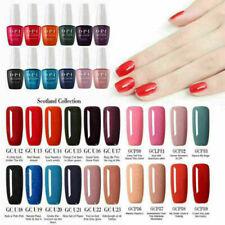 New OPI Nail Polish Gel Color Soak-Off UV/LED 155 Colors 0.5oz /15ML Manicure