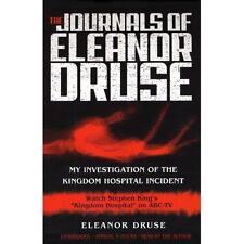 BOOK/AUDIOBOOK CD Eleanor Druse Kingdom Hospital THE JOURNALS OF ELEANOR DRUSE