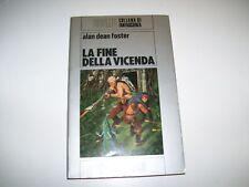 FOSTER-LA FINE DELLA VICENDA-COSMO ARGENTO N.126-NORD-1982