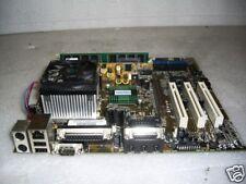 Asus A7V-VM Motherboard w/ AMD A1000AMT3B & 256MB RAM