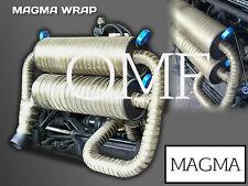 Alta Temperatura magmawrap ® Escape Wrap 50 Mm X 10m Calor Vendaje Reino Unido realizó