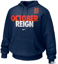 Nike KO Therma Fit Detroit Tigers October Reign Training Sweatshirt MLB baseball