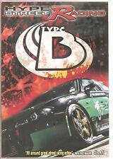 HYPER STREET RACING TYPE B DVD