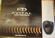 Avital Model 4113L 1 Button Remote Engine Start System Plus DSM250 Smart Start