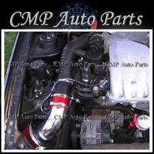 RED 1993-1998 VW GOLF CABRIO JETTA GL GLS GLX 2.0 2.0L AIR INTAKE KIT SYSTEMS