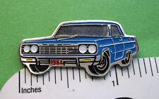 1964  64 Chevrolet  IMPALA - hat pin , tie tac , lapel pin , hatpin GIFT BOXED