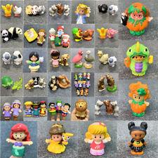 Lot Fisher Price Little People DC Zoo Animal Disney Princess figure TOYS Gift
