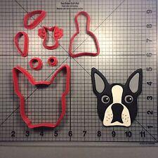 Boston Terrier Cookie Cutter Set