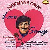 Newman's Own Love Songs Feat Percy Sledge Etta James Aretha Franklin