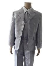 5tlg Kinderanzug Kommunionsanzug Jungen Baby Anzug Hochzeit Taufe Gr. 80 bis158