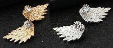 boucle d'oreille aile d'ange