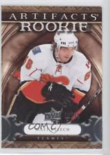 2009-10 Upper Deck Artifacts Silver #200 Matt Pelech Calgary Flames Hockey Card