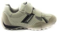 Geox B22G7N 04322 C0899 scarpa da bambino colore marina militare e bianco chiusu