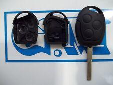 Coquille corps de couvercle clé FORD FIESTA FOCUS C-MAX n° S-max électronique