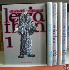 LEVIATHAN SERIE manga N° 5 di ohisuka e yu kinutani D-VISUAL D-BOOK NUOVI raro