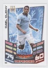 2012 2012-13 Topps Match Attax English Premier League #112 Gael Clichy Card