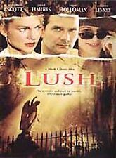 Lush (DVD-2002-Laura Linney, Campbell Scott-ACTION THRILLER-MYSTERY-FREE SHIP
