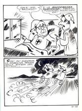TELEROMPO 10 pag 28  Planche Originale