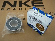 Rillenkugellager / Deep Groove Ball Bearings  6202-2RS2 NKE [15x35x11]