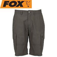 Fox Green Black lightweight Cargo Shorts - Angelhose, Anglerbekleidung